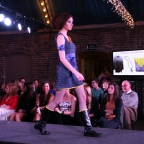 Project Runaway - a fashion show to raise funds to at-risk youth