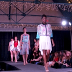 Project Runaway - a fashion show for at-risk youth