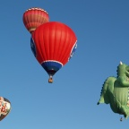 Hot Air Balloon Festival at Pellissippi State